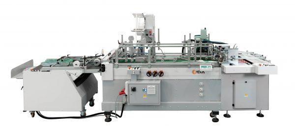 Máquina de aplicación de cinta adhesiva-Borea FF